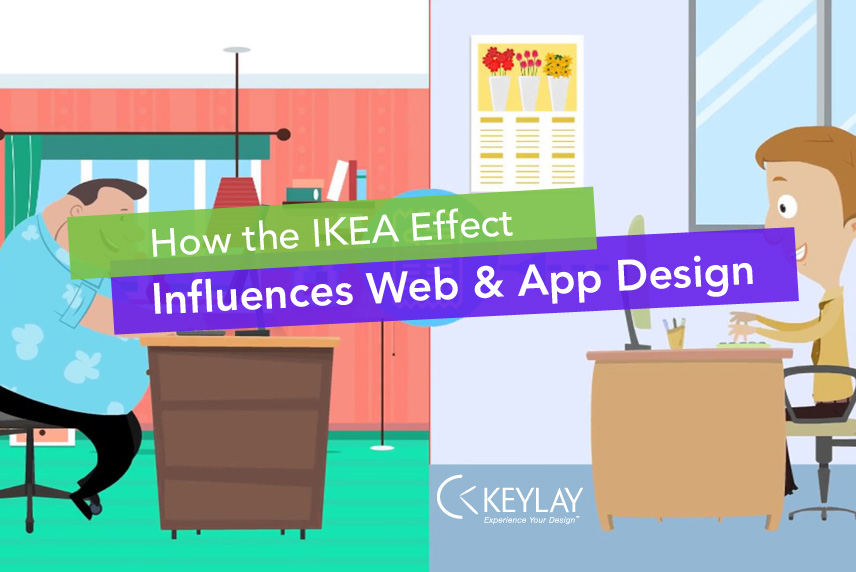 How the ikea effect influences web app design keylay for Ikea design app