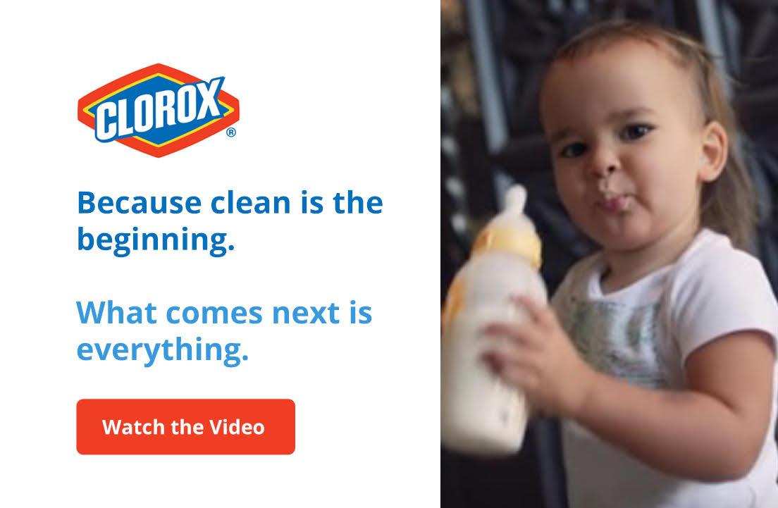 Clorox Rebranding